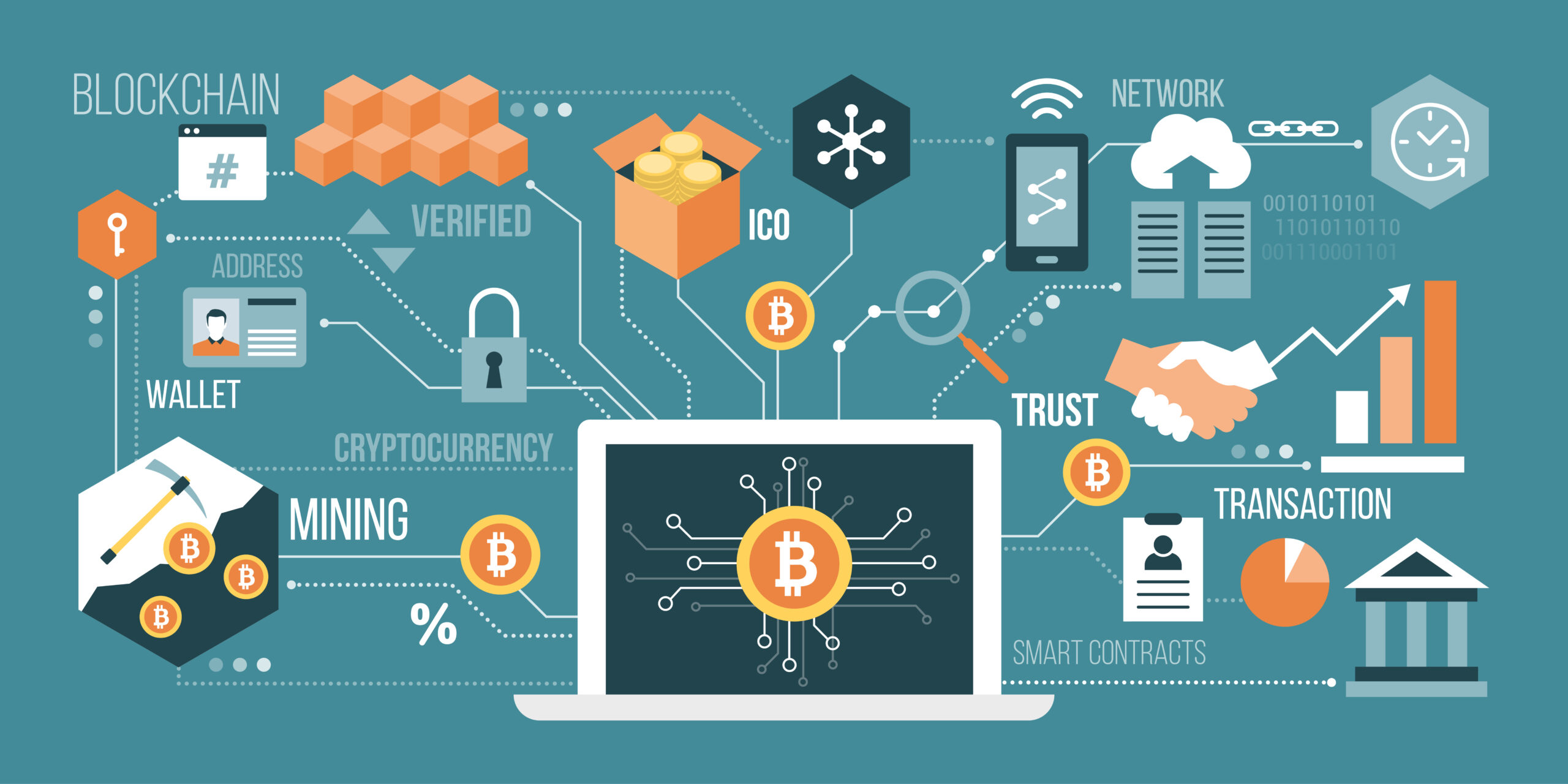 Cryptocurrencies (& Bitcoin) 101: The Absolute Fundamentals